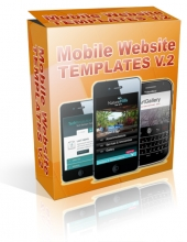 Mobile Website Templates V2