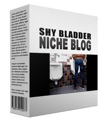 New Shy Bladder Flipping Niche Blog