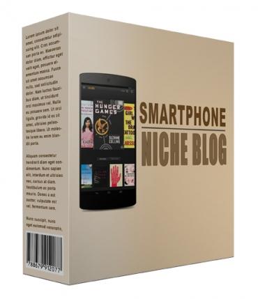 Smartphone Photo Flipping Niche Blog