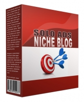 Latest Solo Ads Flipping Niche Blog Private Label Rights