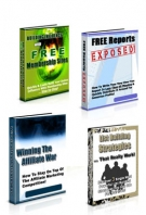 PLR Special 4 Pack Private Label Rights