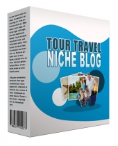 New Tour Travel Flipping Niche Blog Private Label Rights