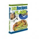 101 Recipes in a Flash Private Label Rights