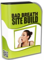 Bad Breath Video Site Builder V2 Private Label Rights