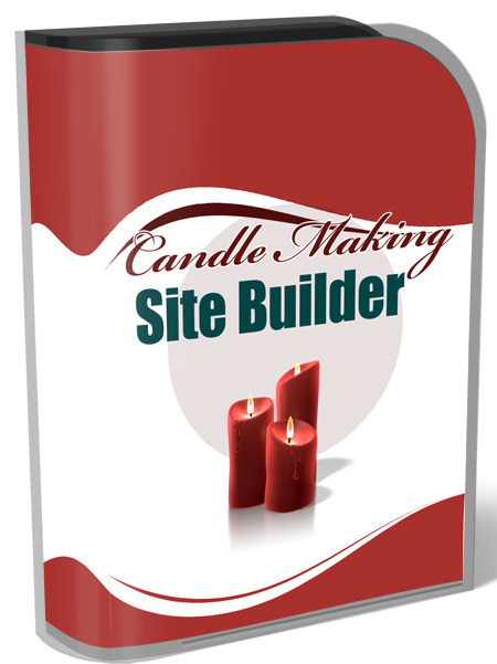 Candle Making Site Builder V2