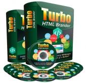 Turbo HTML Brander Software Private Label Rights