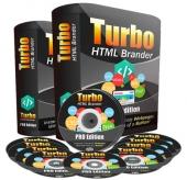 Turbo HTML Brander Pro Private Label Rights