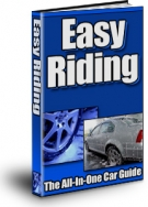 Easy Riding : The All-In-One Car Guide Private Label Rights
