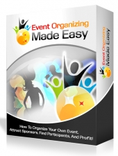 Event Organizing Made Easy Private Label Rights