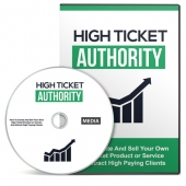 High Ticket Authority Gold Private Label Rights