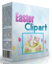 Easter Clipart Private Label Rights