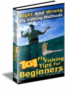 101 Fly Fishing Tips For Beginners Private Label Rights