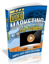 Video Marketing For Beginners Private Label Rights