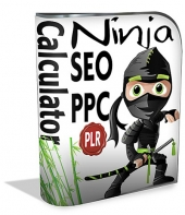 SEO and PPC Ninja Calculator Private Label Rights