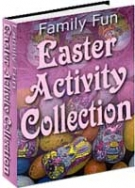 Family Fun Easter Activity Collection Private Label Rights