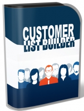 Customer List Builder Private Label Rights