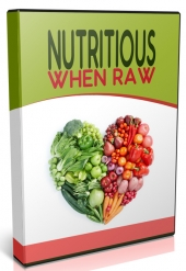 Nutritious When Eaten Raw Private Label Rights