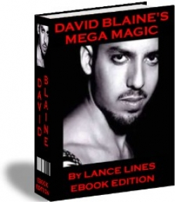 David Blaine's Mega Magic