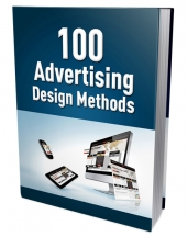 100 Advertising Design Methods Private Label Rights