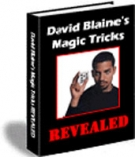 David Blaine's Magic Tricks Revealed Private Label Rights