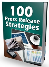 100 Press Release Strategies Private Label Rights