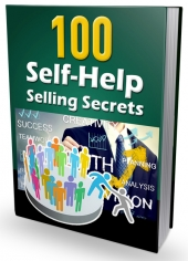 100 Self-Help Selling Secrets Private Label Rights