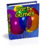 Party Games eBooks Private Label Rights