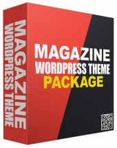 New Magazine WordPress Theme Pack Private Label Rights