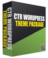 New CTR WordPress Theme Package Private Label Rights