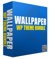 New Wallpaper WordPress Theme Bundle Private Label Rights