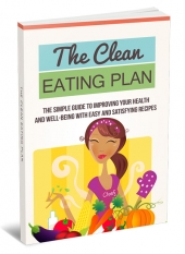 The Clean Eating Plan Private Label Rights