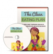 The Clean Eating Plan Gold Private Label Rights