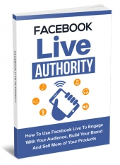 Facebook Live Authority Private Label Rights