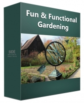 Fun and Functional Gardening 2016 Private Label Rights