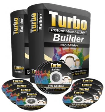 Turbo Instant Membership Pro