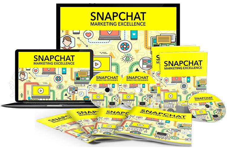 Snapchat Marketing Excellence Video Upsell