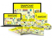 Snapchat Marketing Excellence Video Upsell Private Label Rights