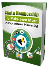 Start A Membership Private Label Rights