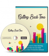 Getting Back Time Gold Private Label Rights