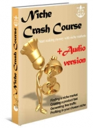 Niche Crash Course +Audio Version Private Label Rights