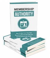 Membership Authority Private Label Rights