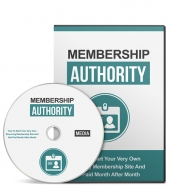 Membership Authority Gold Private Label Rights