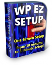 WP EZ Setup Private Label Rights