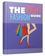 The Right Fashion Guide Private Label Rights