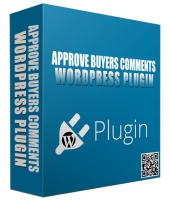 Approve Buyers Comments WP Plugin Private Label Rights