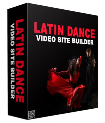 Latin Dance Video Site Builder Software