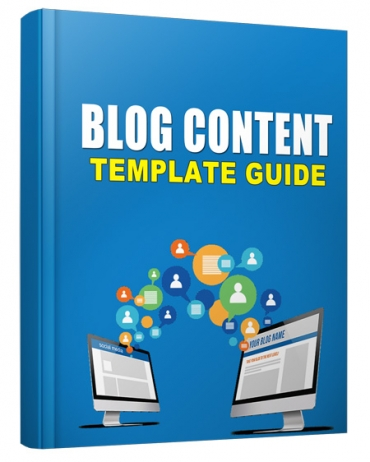 The Blog Content Template Guide for 2016