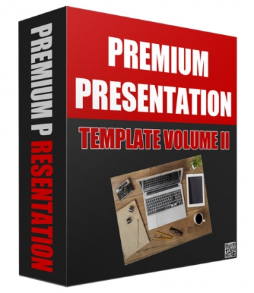 New Premium Presentation Template Version II