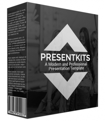 New Premium Presentation Template Volume III