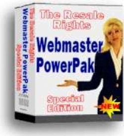 Webmaster PowerPak : Special Edition